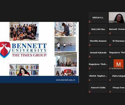 Session by Bennett University